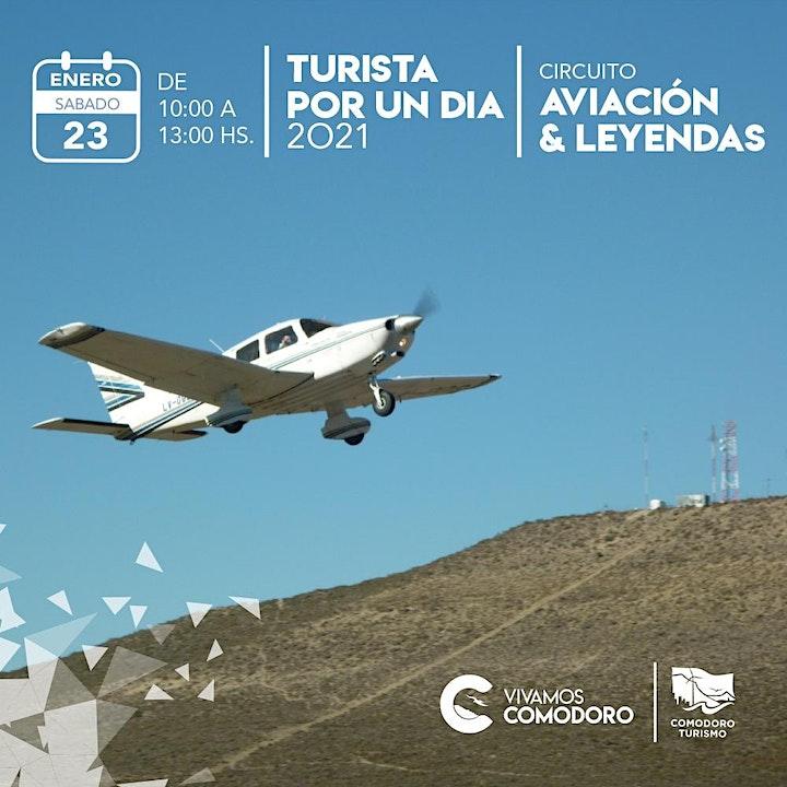 Imagen de 23/01 Circuito Aviación & Leyendas
