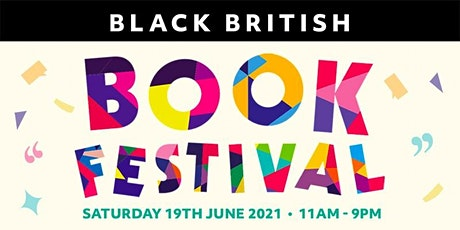 Black British Book Festival 2021 tickets