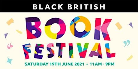 Black British Book Festival 2021 tickets