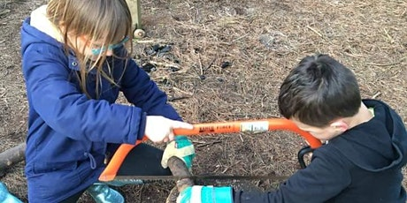 Wildlings Connect, Learn and Play at Bulwell Forest Gardens (4 weeks) billets