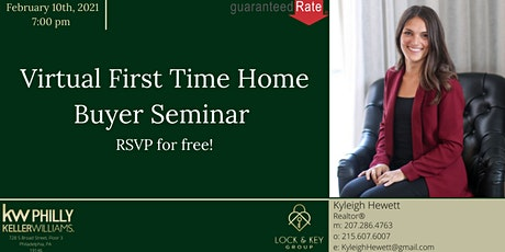 Virtual Home Buyer Seminar with Kyleigh Hewet tickets