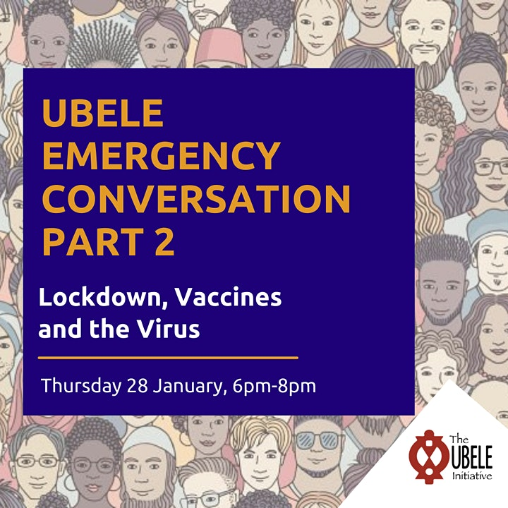 The Emergency Conversation Part 2: Lockdown, Vaccines and the Virus image