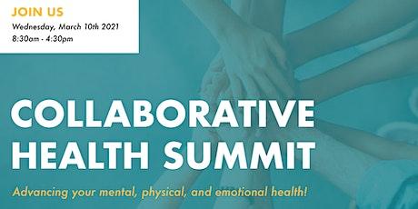 Collaborative Health Summit tickets