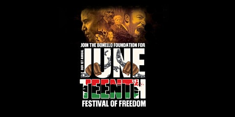 1st Annual Juneteenth Festival of Freedom tickets