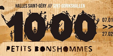 """1000 Petits Bonshommes / Débat """"La fin du sans-abrisme billets"""