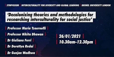 Decolonizing theories and methodologies for researching (...) tickets
