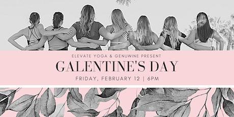 Galentine's Day Aerial Yoga, Wine & Chocolate tickets