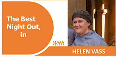 HELEN VASS - get your CHOUX on and make pastry with us tickets