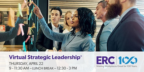 Virtual Strategic Leadership tickets