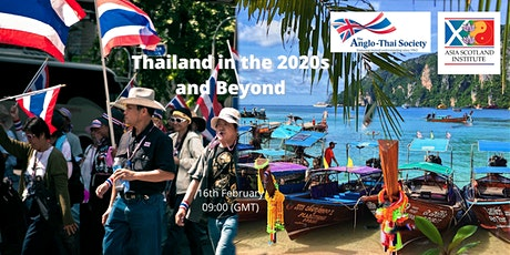 Thailand in the 2020s and Beyond tickets