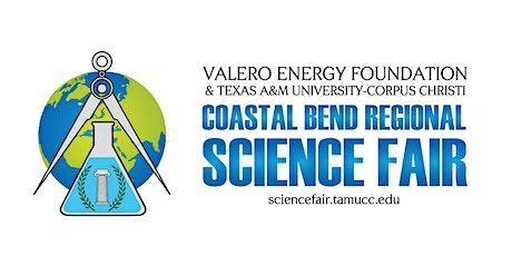 2021 6-12 Judge Registration: Coastal Bend Regional Science Fair tickets