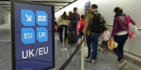 Webinar: EU Settlement Scheme tickets