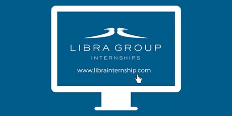 Winter 2022 Libra Internship Program Virtual Information Sessions - DEREE tickets