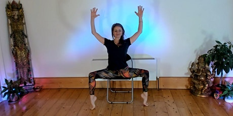ONLINE | Teaching Accessible Chair Yoga tickets
