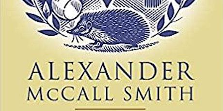 Alexander McCall Smith online event tickets