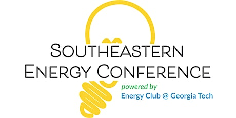 Georgia Tech Southeastern Energy Conference (GT SEEC) 2021 tickets