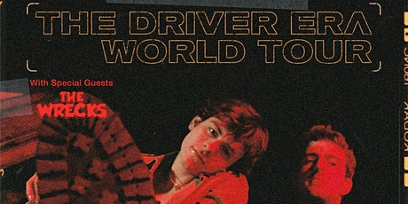 THE DRIVER ERA tickets