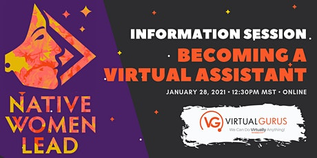 Native Women Lead Information Session: How to Become a VA tickets