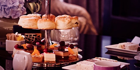 AFTERNOON TEA:  A Virtual Tasting Special Event tickets