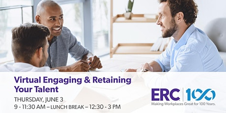 Virtual Engaging & Retaining Your Talent tickets