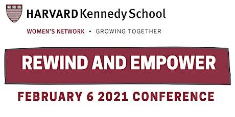 Rewind & Empower Conference tickets