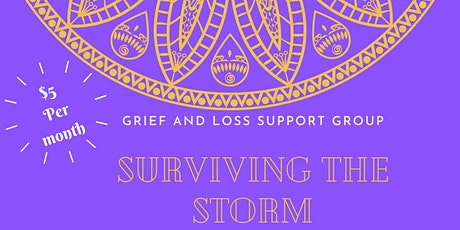 Surviving the Storm Grief & Loss Support Group tickets