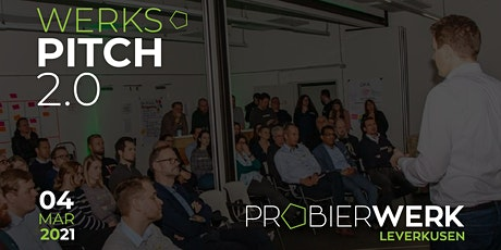 Werks-Pitch 2.0 tickets
