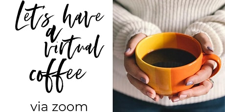 Veteran and Spouse Virtual Coffee & Conversation tickets