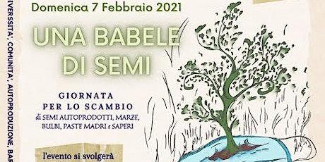 L'agricoltura contadina e la ricerca scientifica - Una Babele di Semi 2021 biglietti