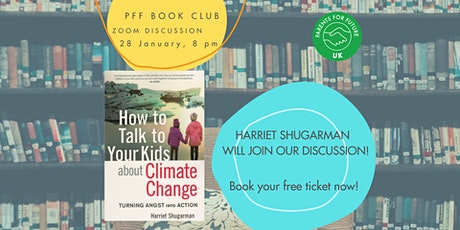 "PFF Book Club ""How to talk to your kids about climate change"" tickets"