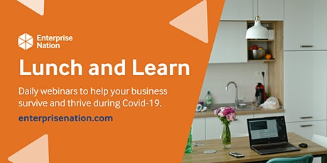 Lunch and Learn: Get your business ready with cashflow management tickets