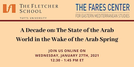A Decade on: The State of the Arab World with Hassan Nafaa tickets