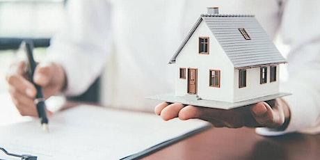 Financial Literacy- Becoming a Homeowner Webinar tickets