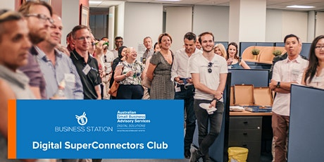 Digital SuperConnectors Club: How can Digital Advisory grow the WA Economy? tickets