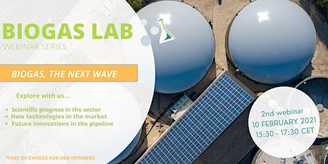Biogas Lab webinar series: Biogas, The Next Wave tickets