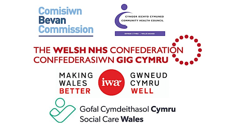 Doing things Differently -  Health and Care in Wales in 2021: Session Three image