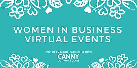 Women in Business Virtual Coffee Afternoon tickets
