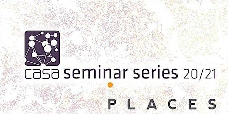 CASA Seminar Series: Shannon Mattern, The New School tickets