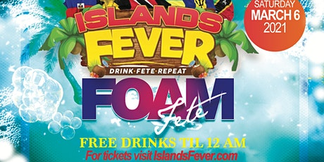 IslandsFever March 6 tickets