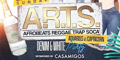 AQUARIUS VS CAPRICORN DENIM & WHITE DAY PARTY  SPONSORED BY CASAMIGOS tickets