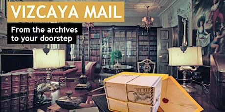 Vizcaya Mail : A Historic Subscription Service tickets