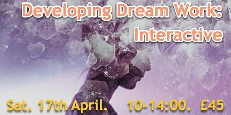Developing Dream Work: Interactive - with Alan Leach tickets