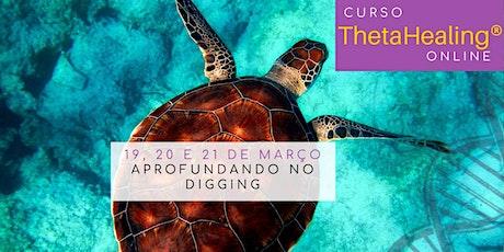 19, 20 e 21 de março – Curso Online ThetaHealing® Aprofundando no Digging ingressos