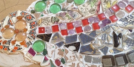 Festive Mosaic Workshop with Kim Searle tickets