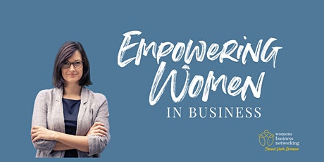 Womens Business Networking Online Meeting 28th January 2021 - 1.00-2.30pm tickets