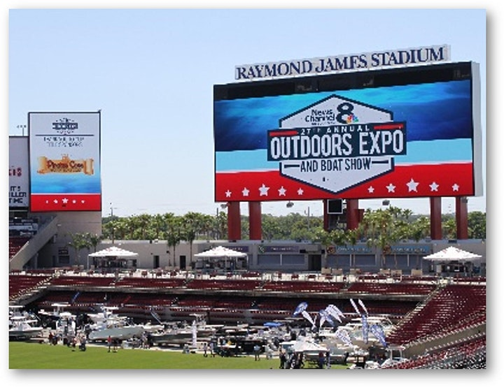 News Channel 8 Outdoors Expo and Boat Show image