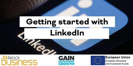 Getting started with LinkedIn Webinar tickets