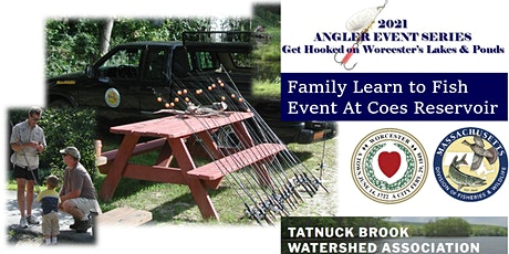 Family Learn to Fish Event tickets