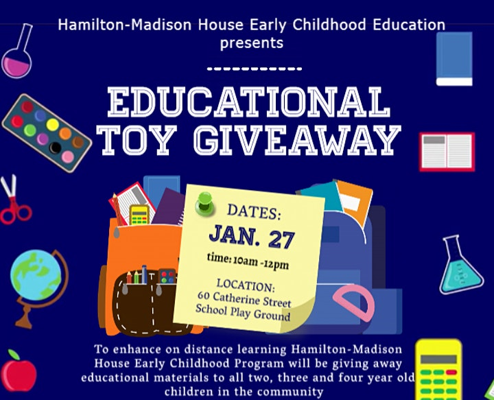 Educational Toy Giveaway image