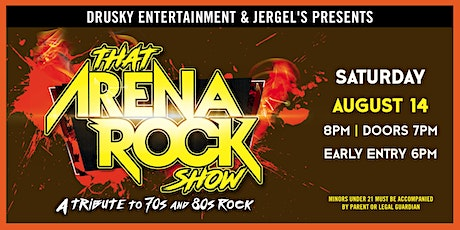 That Arena Rock Show tickets